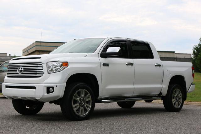 2014 Toyota Tundra Platinum Crew Max 4x4 Mooresville, North Carolina 2