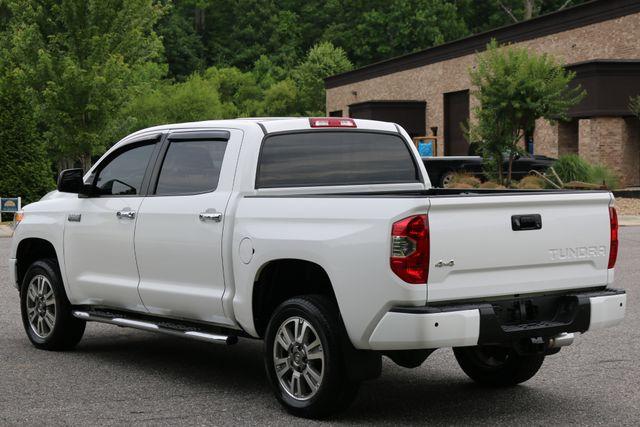 2014 Toyota Tundra Platinum Crew Max 4x4 Mooresville, North Carolina 3