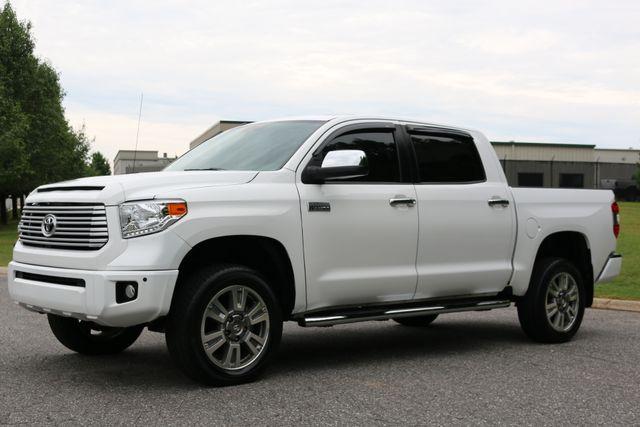 2014 Toyota Tundra Platinum Crew Max 4x4 Mooresville, North Carolina 81