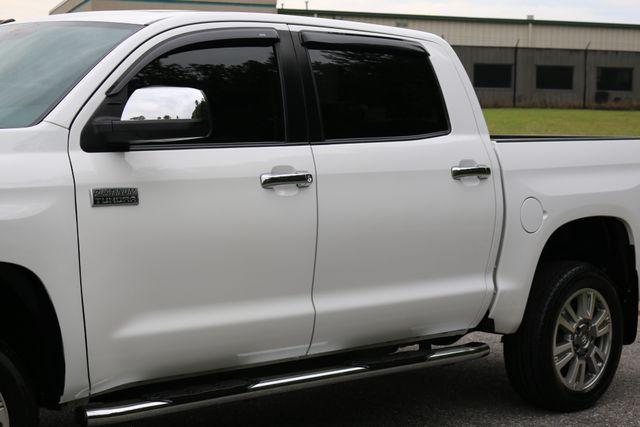 2014 Toyota Tundra Platinum Crew Max 4x4 Mooresville, North Carolina 82