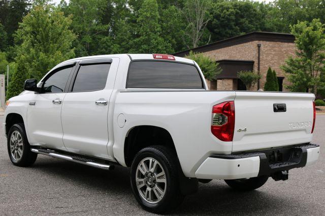 2014 Toyota Tundra Platinum Crew Max 4x4 Mooresville, North Carolina 85