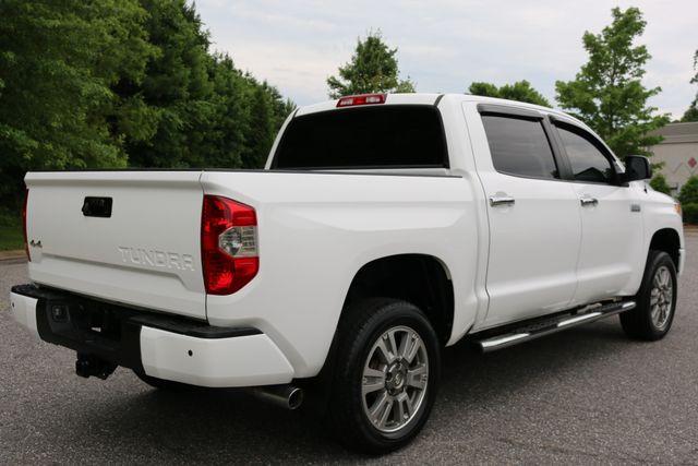 2014 Toyota Tundra Platinum Crew Max 4x4 Mooresville, North Carolina 87