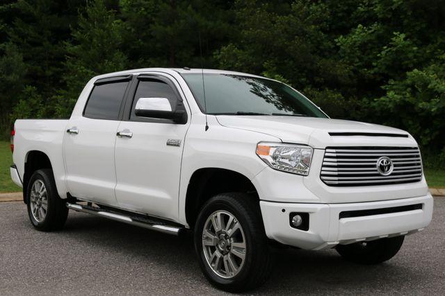 2014 Toyota Tundra Platinum Crew Max 4x4 Mooresville, North Carolina 91