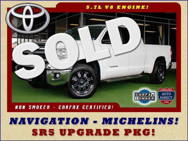 2014 Toyota Tundra SR5 Double Cab RWD - NAVIGATION! Mooresville , NC 0