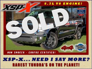 2014 Toyota Tundra Double Cab 4x4 XSP-X - EXTREMELY RARE TRUCK! Mooresville , NC