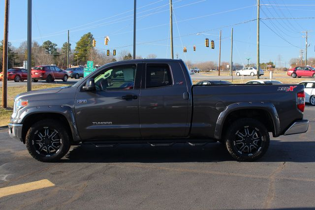 2014 Toyota Tundra Double Cab 4x4 XSP-X - EXTREMELY RARE TRUCK! Mooresville , NC 13