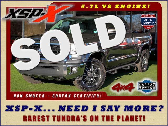 2014 Toyota Tundra Double Cab 4x4 XSP-X - EXTREMELY RARE TRUCK! Mooresville , NC 0