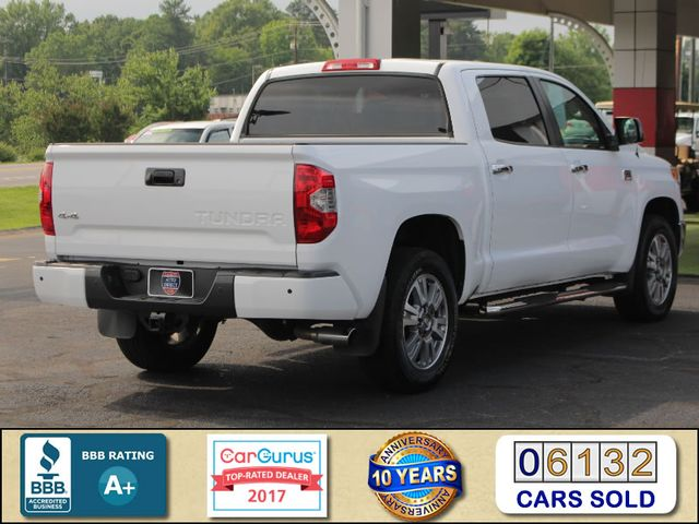 2014 Toyota Tundra 1794 CrewMax 4x4 - NAV - SUNROOF - BLIND SPOT! Mooresville , NC 2