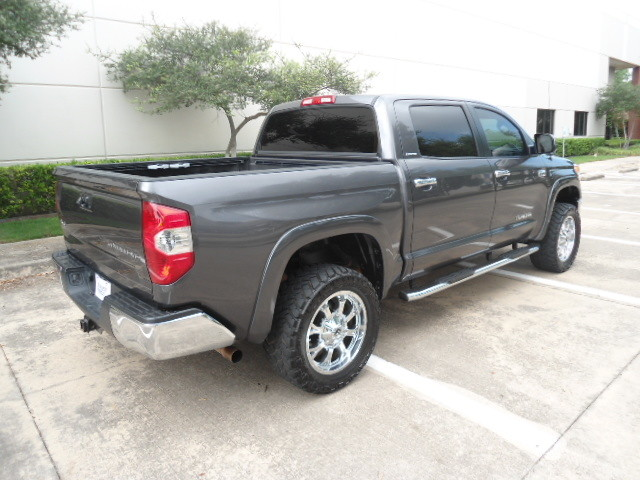 2014 Toyota Tundra LTD 4x4 Crew Max Plano, Texas 2