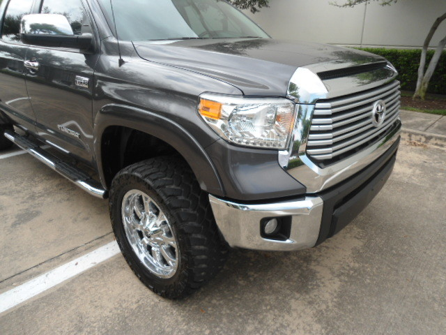 2014 Toyota Tundra LTD 4x4 Crew Max Plano, Texas 4