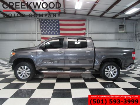2014 Toyota Tundra Limited 4x4 Lifted Crew Max Nav Sunroof 20s BFG in Searcy, AR