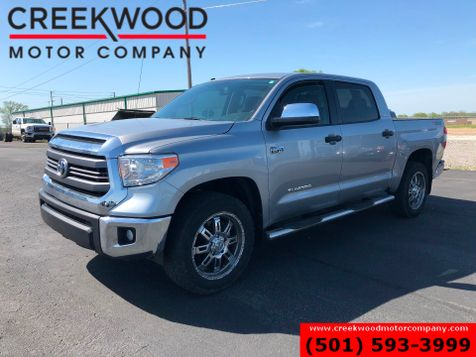 2014 Toyota Tundra Crew Max SR5 TSS 4x4 Chrome 20s Low Miles 1 Owner in Searcy, AR