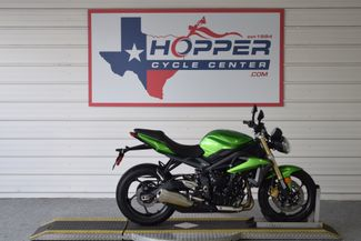 2014 Triumph Street Triple in , TX
