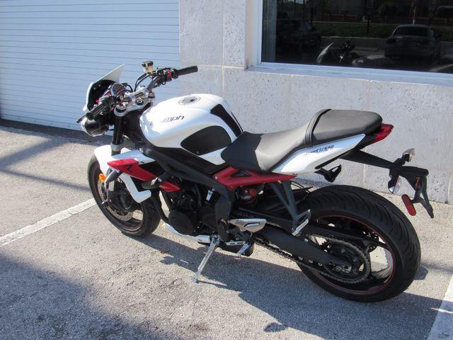 2014 Triumph Street Triple R ABS Dania Beach, Florida 12