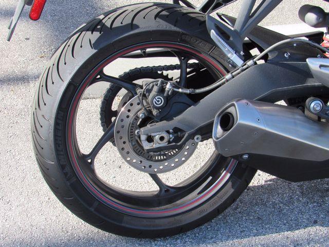 2014 Triumph Street Triple R ABS Dania Beach, Florida 4