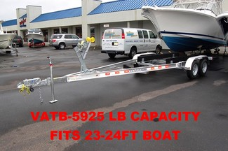 2017 Venture Boat Trailers I-Beam Aluminum East Haven, Connecticut 9