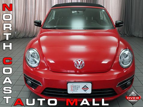 2014 Volkswagen Beetle Convertible 2.0T R-Line w/Sound in Akron, OH