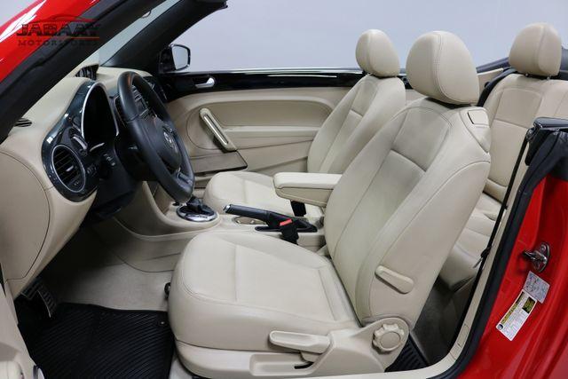 2014 Volkswagen Beetle Convertible 2.0T R-Line Merrillville, Indiana 10