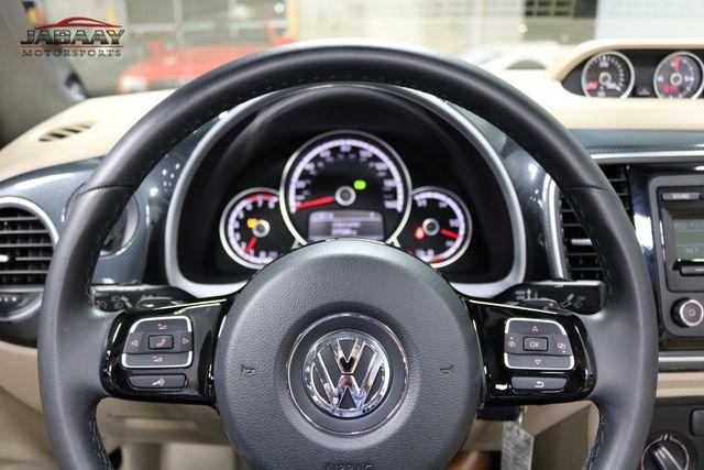 2014 Volkswagen Beetle Convertible 2.0T R-Line Merrillville, Indiana 17