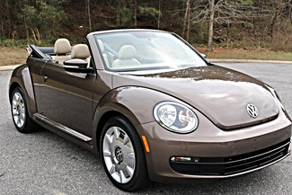 2014 Volkswagen Beetle Convertible 1.8T w/Sound/Nav Mooresville, North Carolina