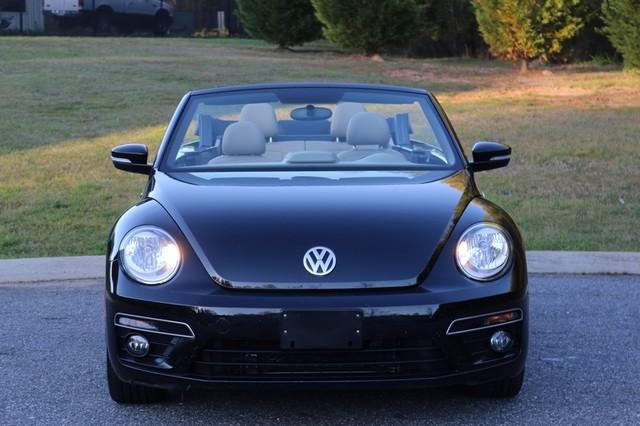 2014 Volkswagen Beetle Convertible 2.0T R-Line w/Sound Mooresville, North Carolina 1