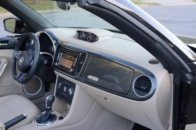 2014 Volkswagen Beetle Convertible 2.0T R-Line w/Sound Mooresville, North Carolina 18