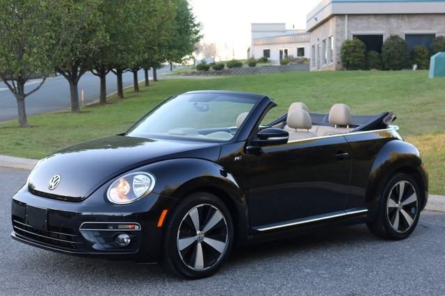 2014 Volkswagen Beetle Convertible 2.0T R-Line w/Sound Mooresville, North Carolina 2
