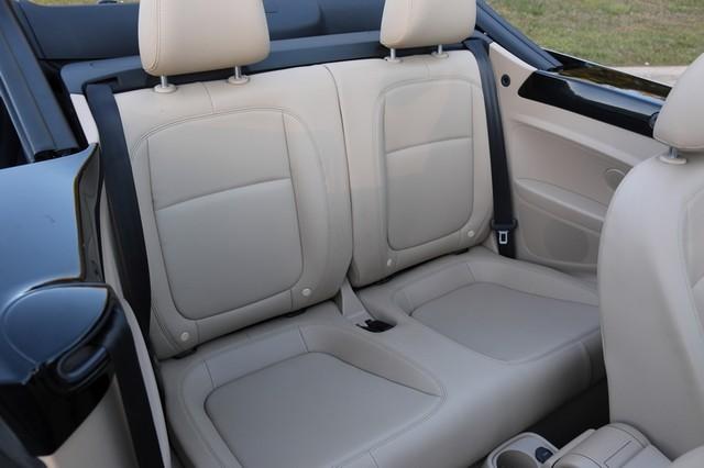 2014 Volkswagen Beetle Convertible 2.0T R-Line w/Sound Mooresville, North Carolina 22