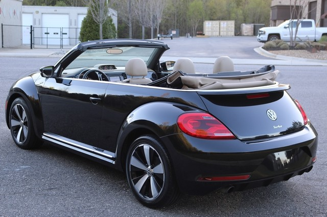 2014 Volkswagen Beetle Convertible 2.0T R-Line w/Sound Mooresville, North Carolina 3