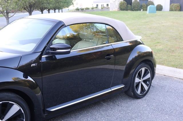 2014 Volkswagen Beetle Convertible 2.0T R-Line w/Sound Mooresville, North Carolina 57