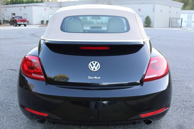 2014 Volkswagen Beetle Convertible 2.0T R-Line w/Sound Mooresville, North Carolina 60