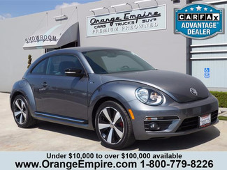2014 Volkswagen Beetle Coupe 2.0T Turbo R-Line Orange, CA