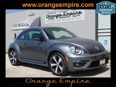 2014 Volkswagen Beetle Coupe 2.0T Turbo R-Line in Orange, CA
