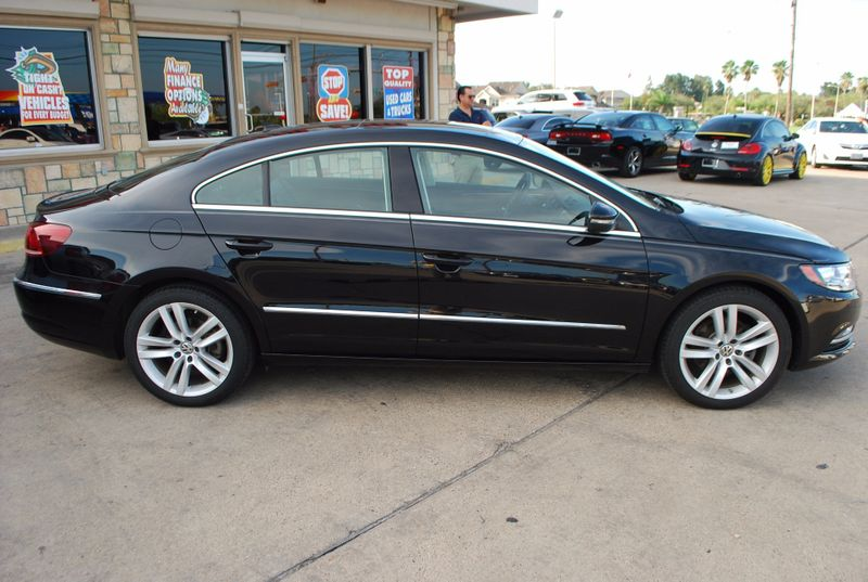 2014 Volkswagen CC Executive  Brownsville TX  English Motors  in Brownsville, TX