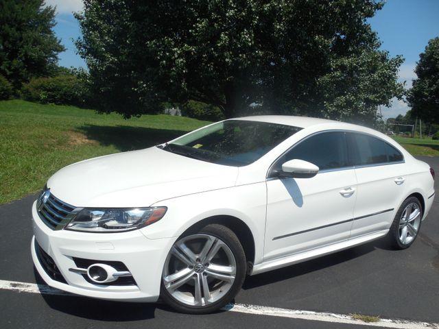 2014 Volkswagen CC R-Line Leesburg, Virginia 2