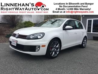 2014 Volkswagen GTI in Bangor, ME