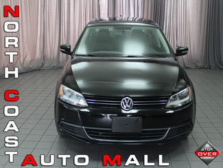 2014 Volkswagen Jetta SE w/Connectivity/Sunroof PZEV in Akron, OH