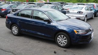 2014 Volkswagen Jetta S East Haven, CT 22