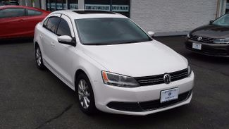 2014 Volkswagen Jetta SE w/Connectivity/Sunroof East Haven, CT 3