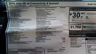 2014 Volkswagen Jetta SE w/Connectivity/Sunroof East Haven, CT 34