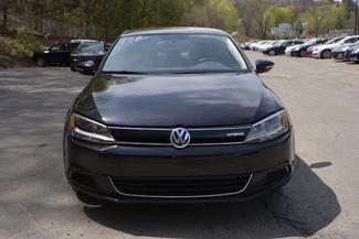 2014 Volkswagen Jetta Hybrid SE Naugatuck, Connecticut 7