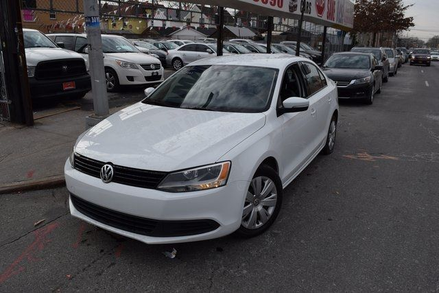 2014 Volkswagen Jetta SE Richmond Hill, New York 1