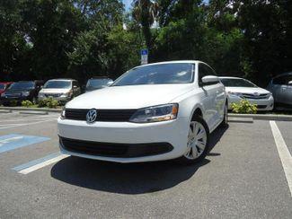 2014 Volkswagen Jetta SE W/ LEATHER SEFFNER, Florida 3