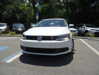2014 Volkswagen Jetta SE W/ LEATHER SEFFNER, Florida 4