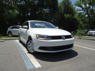 2014 Volkswagen Jetta SE W/ LEATHER SEFFNER, Florida 5