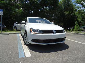 2014 Volkswagen Jetta SE W/ LEATHER SEFFNER, Florida 6