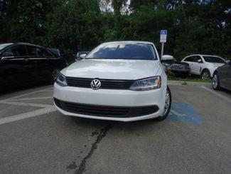 2014 Volkswagen Jetta SE. LEATHER SEFFNER, Florida 4