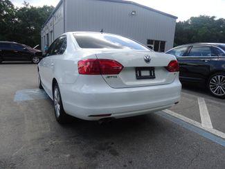 2014 Volkswagen Jetta SE. LEATHER SEFFNER, Florida 7