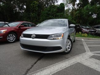 2014 Volkswagen Jetta SE. LEATHER. HTD SEATS SEFFNER, Florida 0