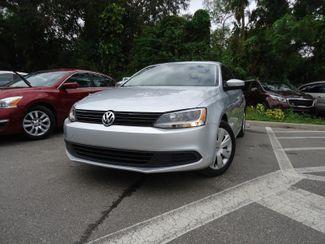 2014 Volkswagen Jetta SE. LEATHER. HTD SEATS SEFFNER, Florida 3